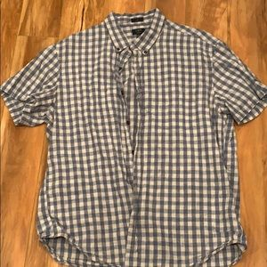 Casual J Crew Button Up